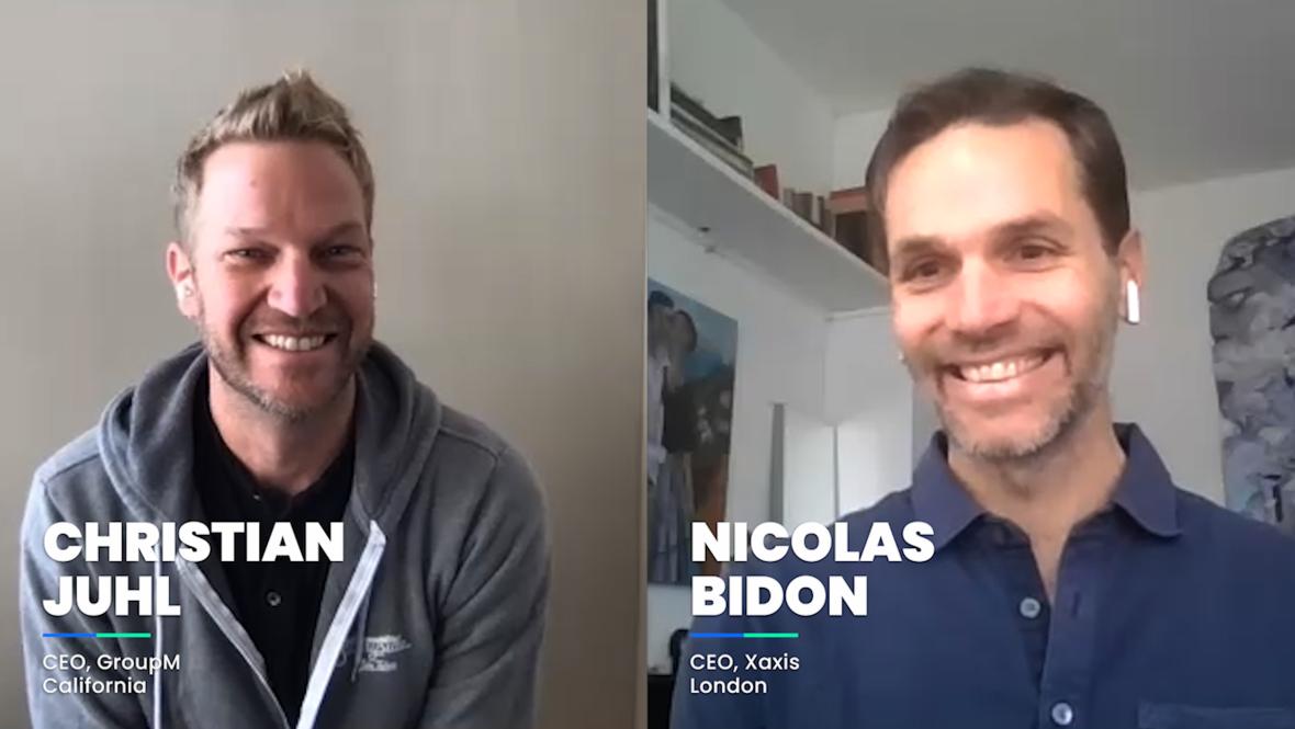 The ReGroup, Ep. 1: Nicolas Bidon, Global CEO of Xaxis
