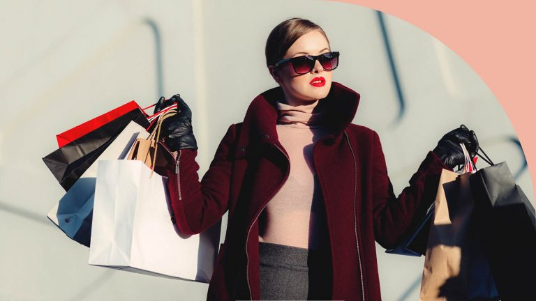 Two Extraordinary Days of Shopping: Chronicles from Black Friday and Cyber Monday