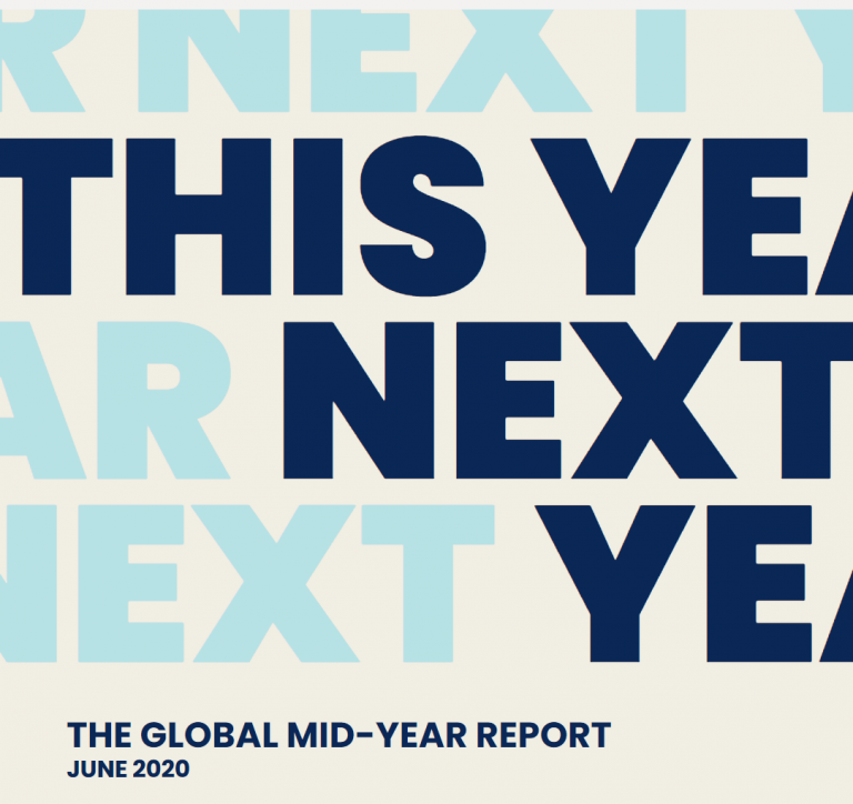 This Year, Next Year: Global Mid-Year Forecast Report