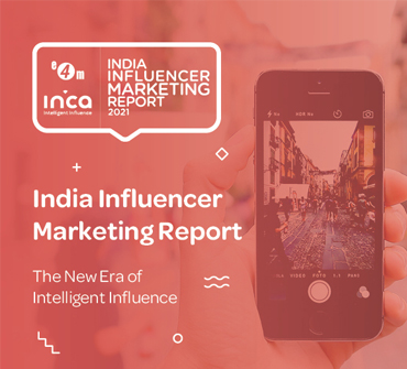 Influencer Marketing Will Be INR 900 CR Market in India By The End of 2021